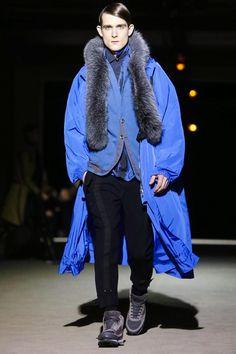 Dries Van Noten Menswear Fall Winter 2014 Paris - NOWFASHION