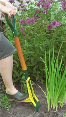 Toolstep - For those garden tools that just don't have enough room for your foot!