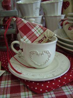 ...un caffè fatto con il cuore...