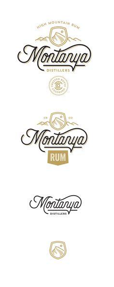 Montanya distillers logos