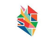 El estudio de diseño gráfico londinense Mind Design (minddesign.co.uk) ha sido el encargado de crear la identidad de MOST, uno de los muchos eventos que conformarán la Milan Design Week.