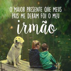 #mensagenscomamor #quotes #frases #pensamentos #agradecimentos #vida #irmãos #diadoirmão