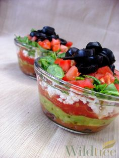 Seven Layer Taco Dip, Wildtrees Recipe of  The week!! Yummy!