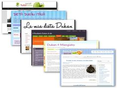Se fai la Dieta Dukan il web è una risorsa formidabile per trovare ricette e consigli sui piatti da preparare o sui prodotti da comprare....