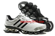 official photos ac1a6 1a545 New Arrived Adidas Bounce Titan 2012 Men White Black Running Shoes v2 1838  Adidas Casual Shoes