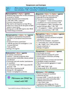 inotropes and vasopressors in icu pdf