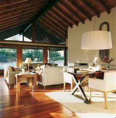 Suelos de madera: gana calidez y confort · ElMueble.com · Escuela deco