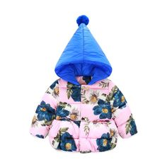 23.58$  Buy here - http://ali66g.shopchina.info/go.php?t=32736952289 - Kids Clothes Girls Winter Coat Jacket for Boys WindProof Thick Warm Cotton Baby Girl Down Coat Parks for girl Children Snow Coat 23.58$ #magazineonline