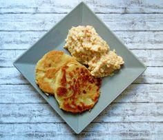 Sellerieschnitzel mit Karotten-Pastinaken-Kartoffelstampf