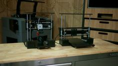 QU-BD One Up: A 3D printer for under US$200  #arduino