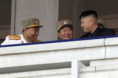 Military chief's ouster may be power play by North Korean leader