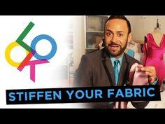How to Stiffen Your Fabric: Nick's Trick's with Nick Verreos