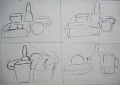 Basic drawing practice #drawing #sketch #diy