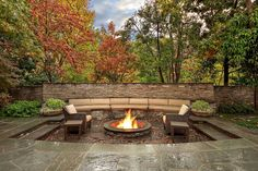 13 Beautiful Outdoor Living Spaces