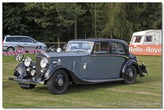 1937 Rolls-Royce 25/30 with Thrupp & Maberley Coachwork