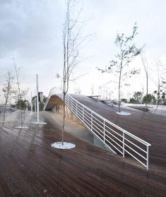 Dezeen » Blog Archive » Emblematic Monument by Enrique Norten and TEN Arquitectos