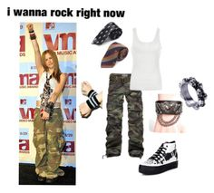 Steal the look of Avril Lavigne - Skater Girl and Pop-Punk Princess!