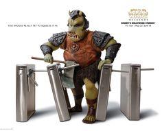 Disney Star Wars Weekend Posters are Awesome! (13 Total) - My Modern Metropolis