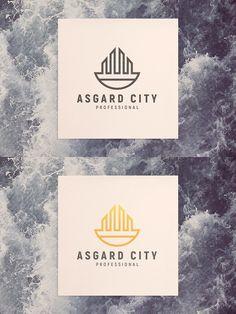 ASGARD CITY LOGO