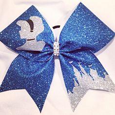 cheer bows - Google Search