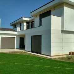 Venkovní žaluzie - realizace Břeclav Home Fashion, Mansions, House Styles, Home Decor, Decoration Home, Manor Houses, Room Decor, Villas, Mansion