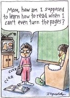 Confronta un libro per bambini di fine '800 con uno attuale ed è chiaro perché i ragazzi non hanno più vocabolario.