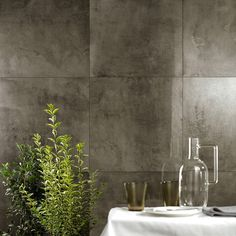 Officine - Outdoor porcelain stoneware with metal effect | Mirage