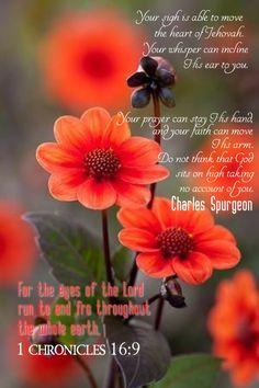 I Chronicles 16:9