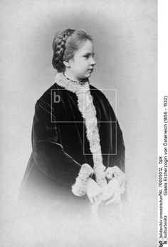 Archduchess Gisela, daughter of Franz Josef, Princess of Bavaria