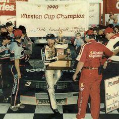 Dale Earnhardt 1990 NASCAR Champion