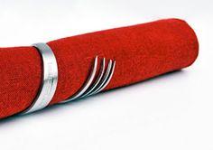 Fork napkins holder