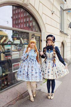 scandinavian twins
