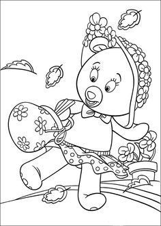 noddy coloring pages 6 see more coloriage dessins noddy 128