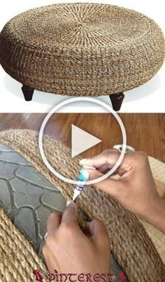 Pin by Carla Galloway on Diy Home Decor in 2020 Diy Crafts To Sell, Diy Crafts For Kids, Home Crafts, Sell Diy, Easy Crafts, Easy Diy, Tire Furniture, Home Decor Furniture, Furniture Projects