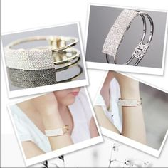 COMING SOON Beautiful Bangle NWT bangle. Available in gold or silver. Jewelry Bracelets