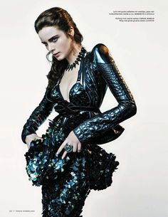 Vogue Netherlands  pinned by www.fashion.net