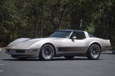1982 Chevrolet Corvette Collector's Edition