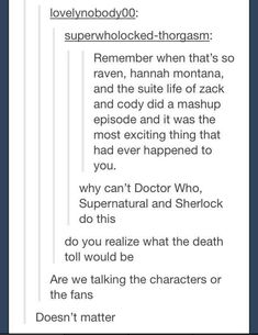 superwholock tumblr posts - Google Search