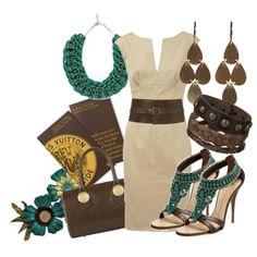 Farb-und Stilberatung mit www.farben-reich.com  dress - Polyvore,CHEAP FASHION DRESSES ON SALE