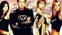 Supercross the movie -- Steve Howey & Mike Vogel
