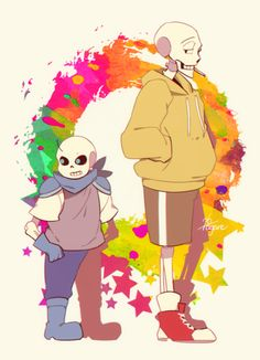 Fall in the sky Underswap, Undertale Au, Viera, Fall, Classic, Anime, Fictional Characters, Runes, Autumn