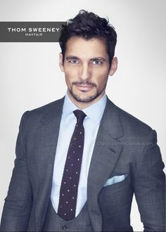 David Gandy for Thom Sweeney