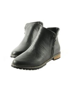 Black Ankle Boots, i bought these!