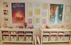 organising toys, toys, organizing toys, girls room