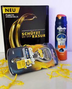 Teste mit Tati..: Der Neue Gillette ProShield™ Rasierer.