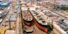 South Korean Shipbuilders Overseas Subsidiaries Wallowing in Debts