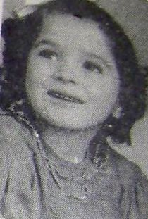 7 year old Irene Mary North sadly  perished in Hartford circus fire on Jul. 6, 1944. <3 <3 <3 <3