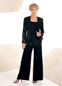 Another Elegant Black Pantsuit