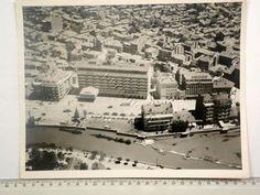 1960'LI YILLAR KÖPRÜBAŞI SUBAY ORDUEVİ VE ÇEVRESİ. Paris Skyline, Times Square, Past, Nostalgia, History, City, Travel, Past Tense, Historia