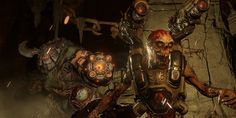 Discover DOOM Release date in a new crazy trailer ! Developed by id software, the studio that pioneered the first-person shooter genre and created multiplayer Deathmatch, DOOM returns as a brutally fun and challenging modern-day shooter experience. ...